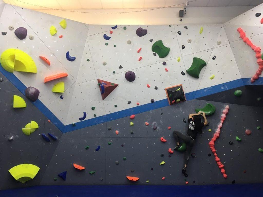 Hangout Climbing Gym