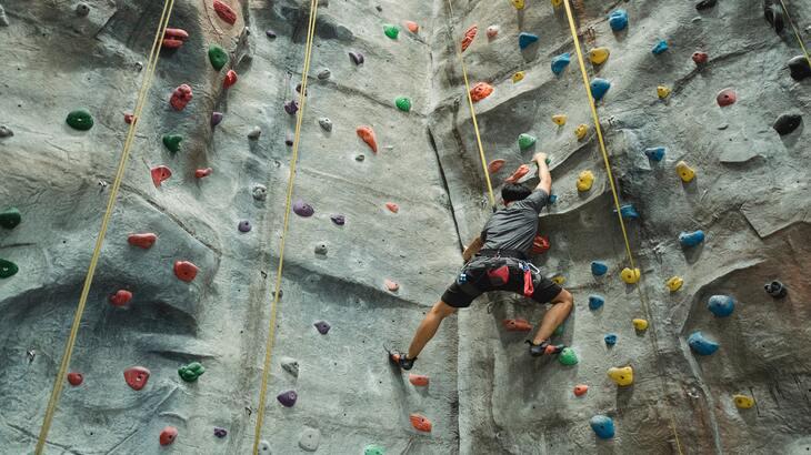 什么是攀岩